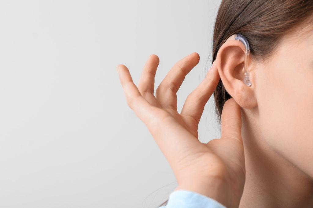 Zburzenia przetwarzania słuchowego